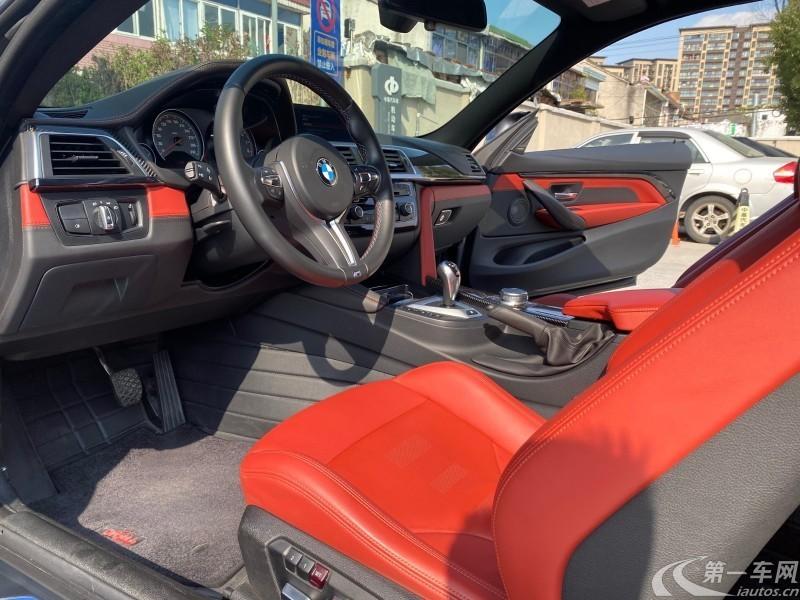 宝马M4 [进口] 2019款 3.0T 自动 竞速版