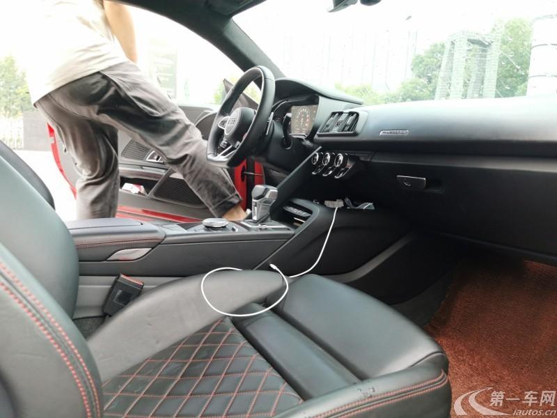 奥迪R8 [进口] 2017款 5.2L 自动 V10