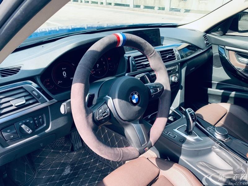 宝马3系 320Li 2019款 2.0T 自动 汽油 M豪华套装 (国Ⅵ)