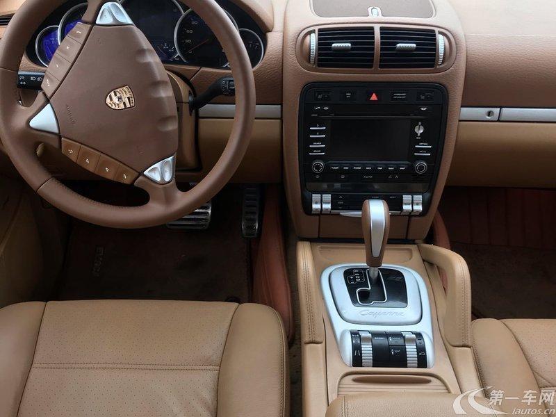 保时捷Cayenne [进口] 2007款 4.8L 自动 四驱 汽油 S