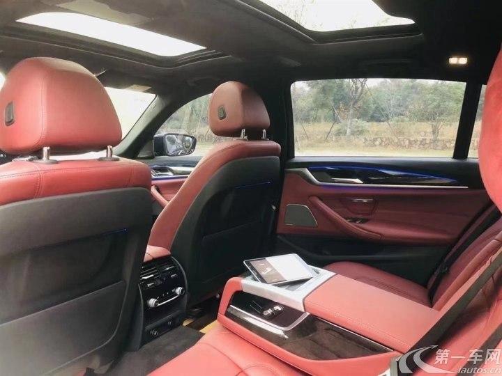 宝马5系 530Li 2018款 2.0T 自动 汽油 尊享型豪华套装改款 (国Ⅵ)