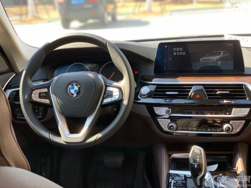 宝马5系 525Li 2019款 2.0T 自动 汽油 豪华套装 (国Ⅵ)