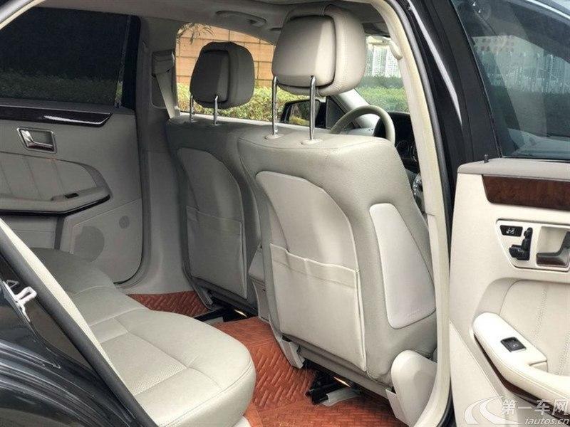 奔驰E级 E200L 2011款 1.8T 自动 汽油 优雅型 (国Ⅳ)