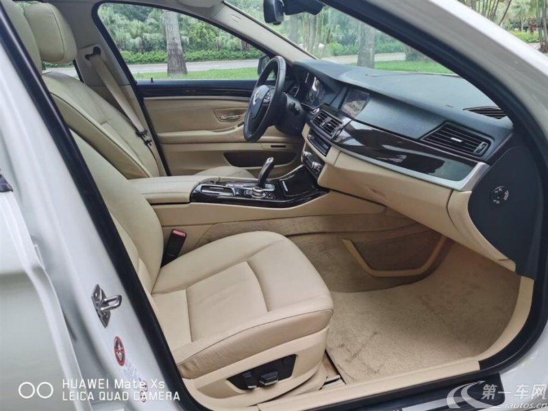 宝马5系 523Li 2011款 2.5L 自动 汽油 豪华型 (国Ⅳ)