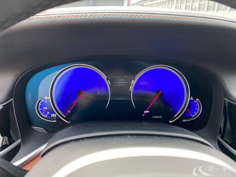 宝马7系 750Li [进口] 2018款 4.0T 自动 汽油 M运动套装