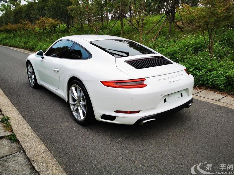 保时捷911 [进口] 2016款 3.0T 自动 Carrera