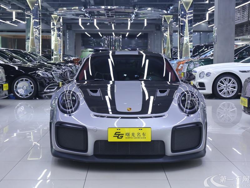 保时捷911 [进口] 2018款 3.8T 自动 GT2-RS