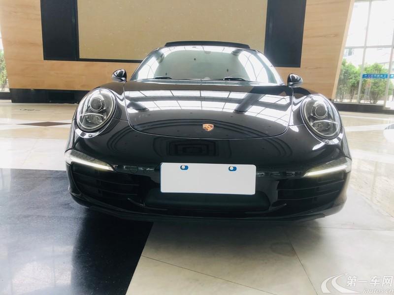 保时捷911 [进口] 2015款 3.4L 自动 Carrera-4-Style-Edition