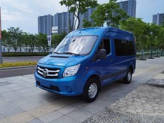 福田图雅诺 E 2.5T 手动 改款商运版短轴