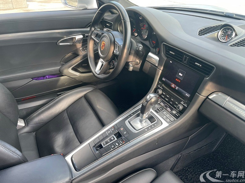 保时捷911 [进口] 2016款 3.0T 自动 Carrera-4S