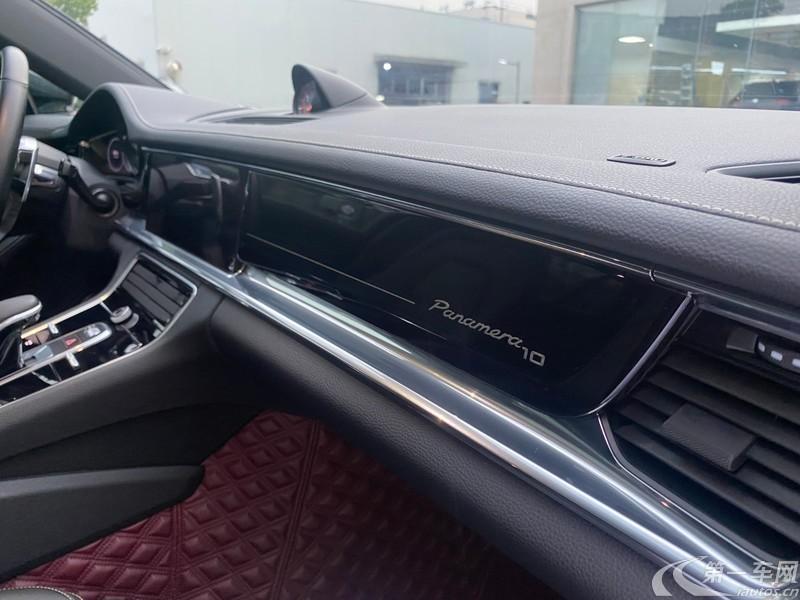 保时捷Panamera [进口] 2020款 2.9T 自动 汽油 十周年纪念版