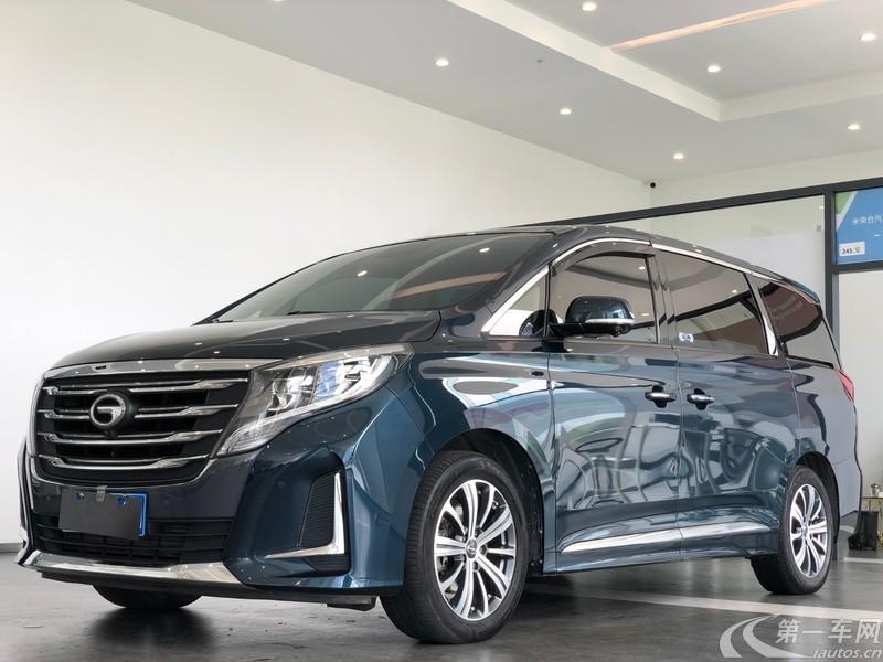 传祺GM8 2020款 2.0T 自动 前驱 390T大师版至尊型 (国Ⅵ)