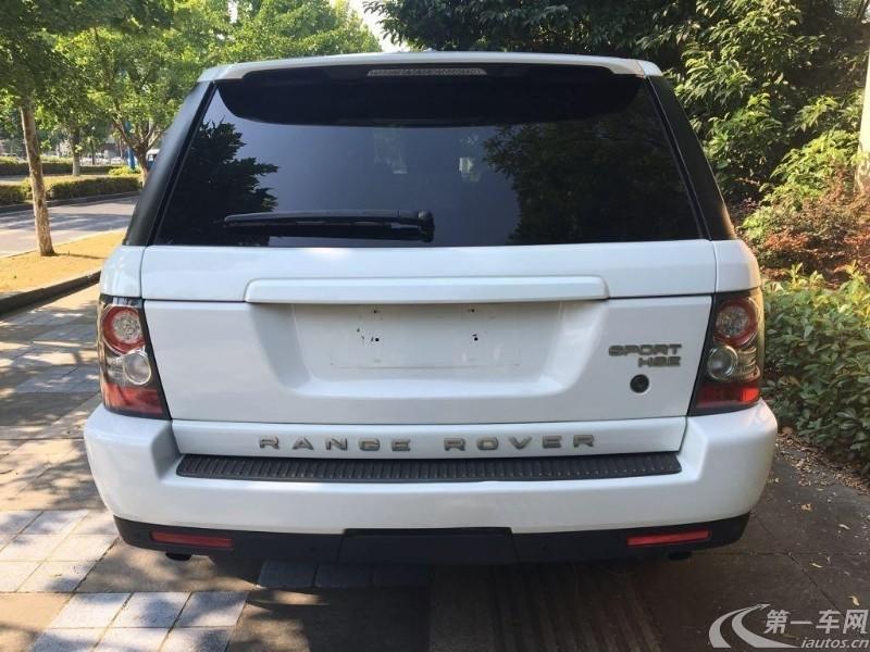 路虎揽胜运动版 [进口] 2011款 3.0T 自动 四驱 Sporty