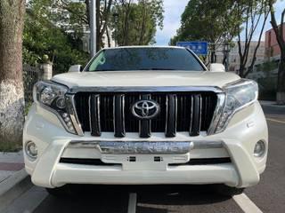 丰田普拉多 2.7L 自动 中东版平行进口